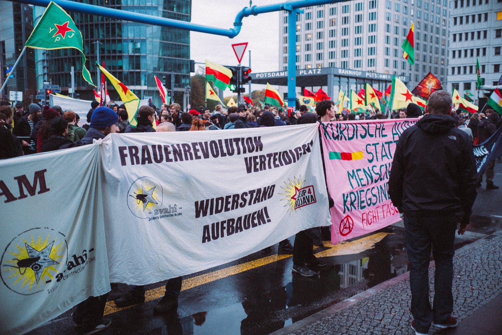 Demo am 02.11.2019 in Berlin
