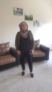 Henna, eine der Leiterinnen der WJAS